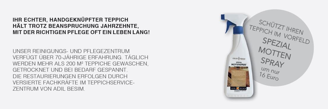 Mottenspray - TeppichserviceAlt